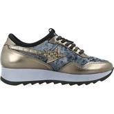 Cetti  C1114  women's Shoes (Trainers) in Gold