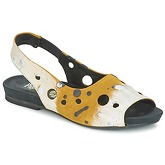 Papucei  LINDA  women's Sandals in Yellow