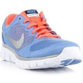 Nike  Flex 2015 Rn (GS) 724992-401  men's Shoes (Trainers) in Blue