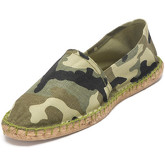 Reservoir Shoes  Printed espadrilles  men's Espadrilles / Casual Shoes in Green