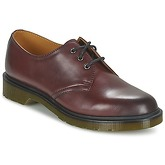 Dr Martens  1461  men's Casual Shoes in Red