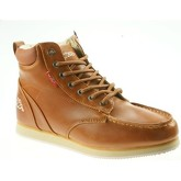 Kappa  Flame 241398-5443  men's Shoes (High-top Trainers) in Brown