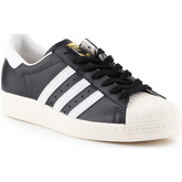 adidas  Adidas Superstar 80s G61069  men's Shoes (Trainers) in Black