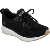 Skechers  BOBS SQUAD - PHOTO FRAME  women's Shoes (Trainers) in Black