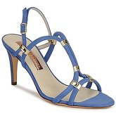 Rupert Sanderson  PAPRIKA  women's Sandals in Blue