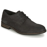 So Size  JIRIMIE  men's Casual Shoes in Black
