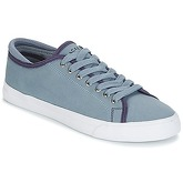 Hackett  MR CLASSIC PLIMSOLE  men's Shoes (Trainers) in Blue