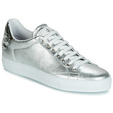Roberto Cavalli  6608  men's Shoes (Trainers) in Silver