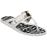 Vivienne Westwood  SANDAL FRAME ORB  men's Flip flops / Sandals (Shoes) in White