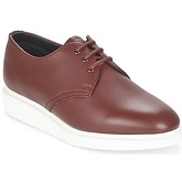 Dr Martens  TORRIANO  men's Casual Shoes in Red