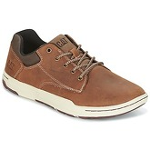 Caterpillar  COLFAX  men's Shoes (Trainers) in Brown