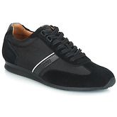 BOSS  ORLANDO LOW PROFILE  men's Shoes (Trainers) in Black