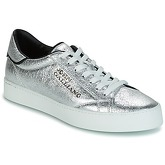 John Galliano  FIUR  men's Shoes (Trainers) in Silver