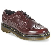 Dr Martens  3989  men's Casual Shoes in Red