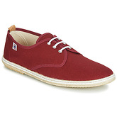 Casual Attitude  JALAYITE  men's Casual Shoes in Red