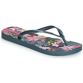 Ipanema  BOTANICALS  women's Flip flops / Sandals (Shoes) in Blue
