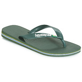 Havaianas  BRASIL LOGO  men's Flip flops / Sandals (Shoes) in Green