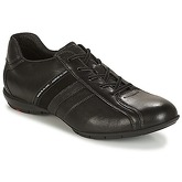 Lloyd  ALVIN  men's Shoes (Trainers) in Black