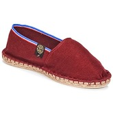 Art of Soule  FRENCH TOUCH  men's Espadrilles / Casual Shoes in Red