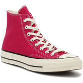 Converse  Chuck Taylor All Star Pink Pop Chuck 70 Hi Trainers  men's Shoes (High-top Trainers) in Pink