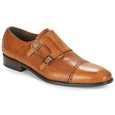 So Size  JIPJOP  men's Smart / Formal Shoes in Brown