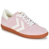 Hummel  VICTORY  men's Shoes (Trainers) in Pink