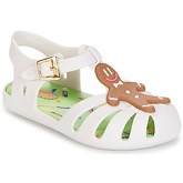 Melissa  ARANHA VII BB  women's Sandals in White