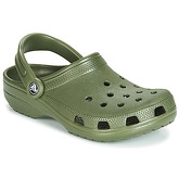 Crocs  CLASSIC  men's Clogs (Shoes) in Green