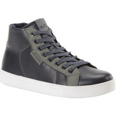 Ellesse  Basic bass basket  men's Shoes (High-top Trainers) in Grey