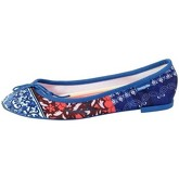 Desigual  Ballerine  Missia Denim Patch Ibiza  women's Shoes (Pumps / Ballerinas) in Blue