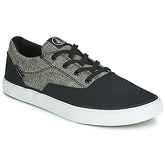 Volcom  DRAW LO SHOE  men's Shoes (Trainers) in Black