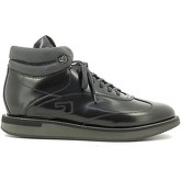 Alberto Guardiani  SU73411A Classic shoes Man Black  men's Shoes (High-top Trainers) in Black