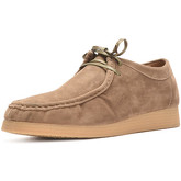 Reservoir Shoes  Derbies with rounded ends ELIAN Brown Man Perm  men's Boat Shoes in Beige
