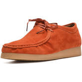 Reservoir Shoes  Derbies with rounded ends ELIAN Orange Man Perm  men's Boat Shoes in Orange