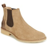 Casual Attitude  ITAUPLE  men's Mid Boots in Brown