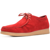 Reservoir Shoes  Derbies with rounded ends ELIAN Red Man Perm  men's Boat Shoes in Red
