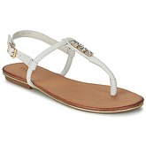 Dune  LILYPAD  women's Sandals in White