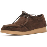 Reservoir Shoes  Derbies with rounded ends ELIAN Brown Man Perm  men's Boat Shoes in Brown