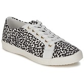 Bikkembergs  CAMPUS 92  women's Shoes (Trainers) in White
