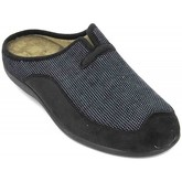 Calzados Vesga  531 Draco Men´s Slippers  men's Slippers in Black