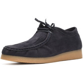 Reservoir Shoes  Derbies with rounded ends ELIAN Navy blue Man Perm  men's Boat Shoes in Blue