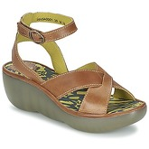 Fly London  BEAL  women's Sandals in Brown