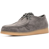 Reservoir Shoes  Derbies with rounded ends ELIAN Grey Man Perm  men's Boat Shoes in Grey
