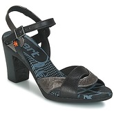 Art  RIO 293F  women's Sandals in Black
