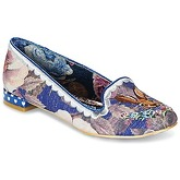 Irregular Choice  BIGWIG  women's Shoes (Pumps / Ballerinas) in Blue