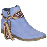 Felmini  CLASH  women's Mid Boots in Blue