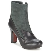Chie Mihara  AZALIA  women's Low Ankle Boots in Black