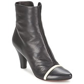 Chie Mihara  MEND  women's Low Ankle Boots in Black