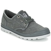 Palladium  US OXFORD LP F  women's Shoes (Trainers) in Grey