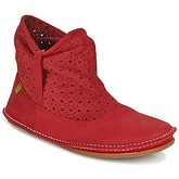 El Naturalista  FORMENTERA  women's Mid Boots in Red